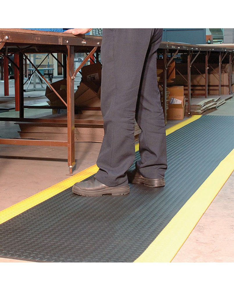 Safety Matting Dry Area Diamond Foam